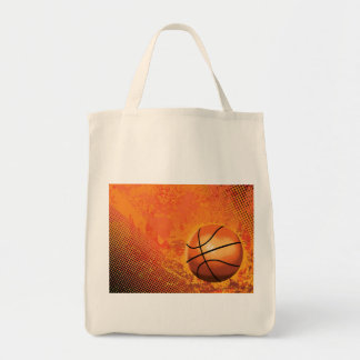 basketball game team player tournament court sport tote bag