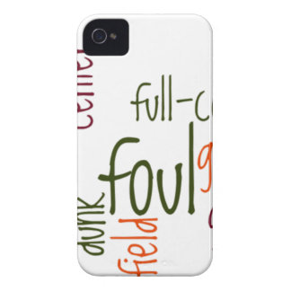 Basketball games.png iPhone 4 Case-Mate case