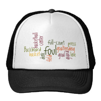Basketball games.png trucker hat