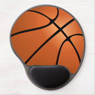Basketball Gel Mouse Pad