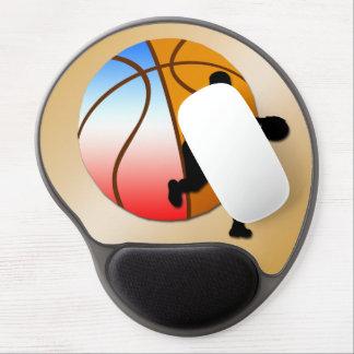 Basketball Gel Mousepad