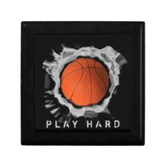 BASKETBALL GIFT JEWELRY BOX