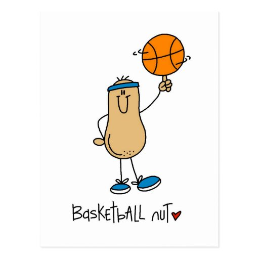 Basketball Gift Post Cards