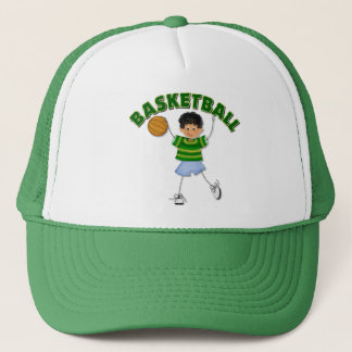 Basketball Gift Trucker Hat