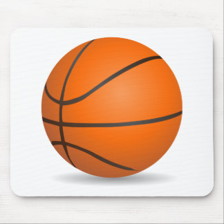 Basketball Gifts Mouse Pad