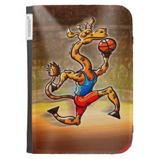 Basketball Giraffe Cases For Kindle