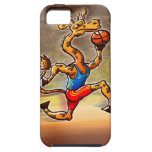 Basketball Giraffe iPhone 5 Cover
