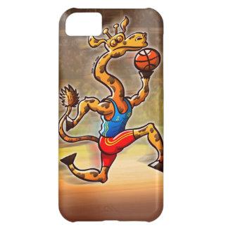 Basketball Giraffe iPhone 5C Case