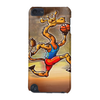 Basketball Giraffe iPod Touch (5th Generation) Cover