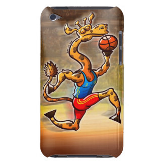 Basketball Giraffe iPod Touch Cover