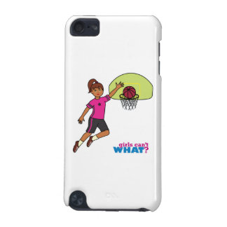 Basketball-girl 4 iPod touch 5G covers