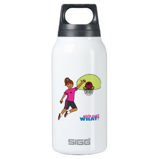 Basketball-girl 4 SIGG thermo 0.3L insulated bottle