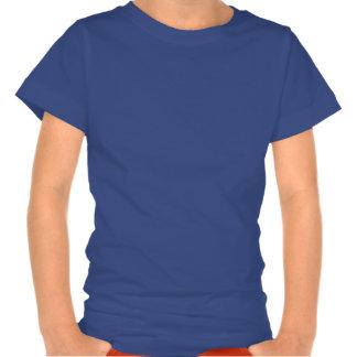 Basketball Girl Dribbling T Shirt