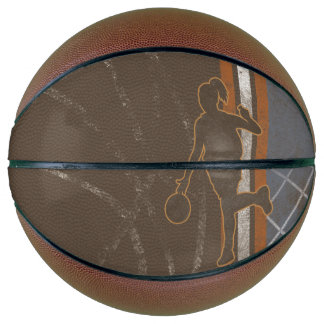 Basketball Girl Woman Custom Personalize