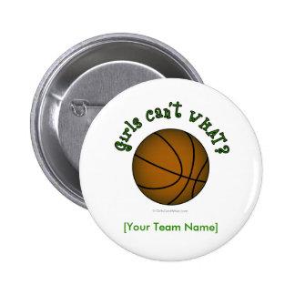 Basketball - Green Button