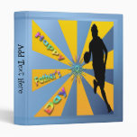 Basketball - Happy Father's Day  Binder