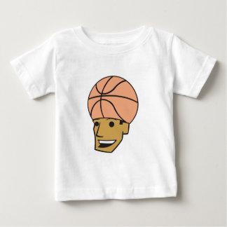 basketball head baby T-Shirt