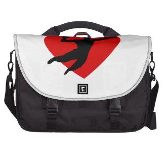 Basketball Heart Bag For Laptop