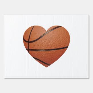 Basketball Heart Signs