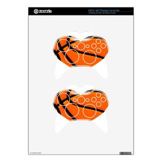 Basketball HEART Xbox 360 Controller Skin