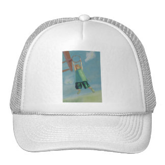 Basketball Heights, Women Trucker Hat