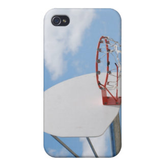 Basketball hoop iphone cover