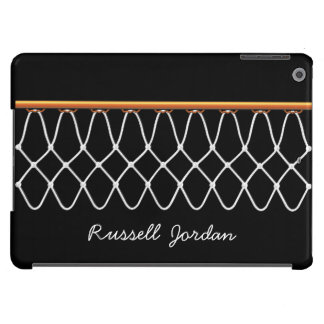 Basketball Hoop Net_classic_personalized iPad Air Case