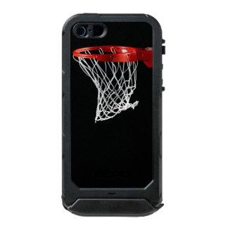 Basketball Hoop Net iPhone 5/5s ATLAS ID™, Black Waterproof iPhone SE/5/5s Case