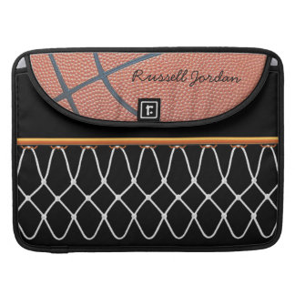 Basketball Hoop_Nothing But Net_classic autograph Sleeve For MacBooks