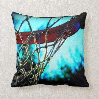 Basketball Hoop Pillow