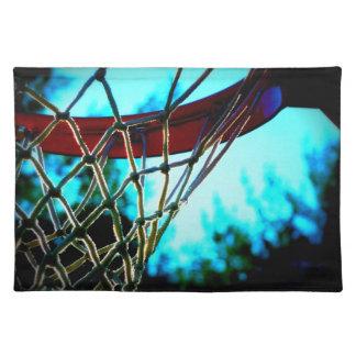Basketball Hoop Placemats