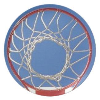 Basketball Hoop Plate