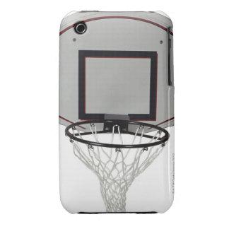 Basketball hoop with backboard iPhone 3 case