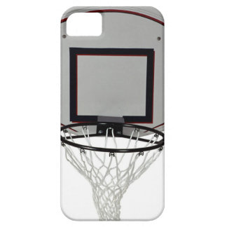 Basketball hoop with backboard iPhone SE/5/5s case
