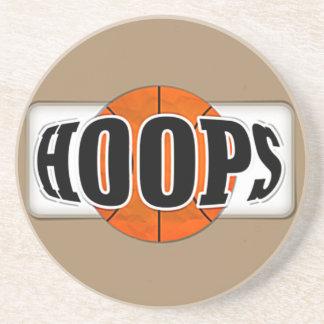 Basketball Hoops Coaster