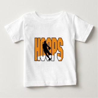 basketball hoops design baby T-Shirt