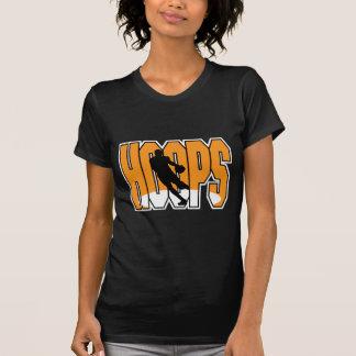 basketball hoops design T-Shirt