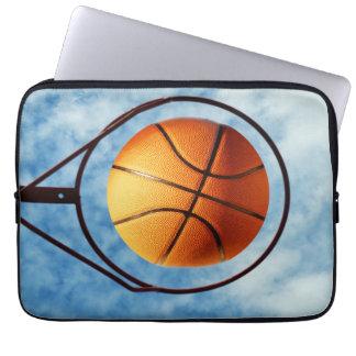 Basketball,_Hot_Shot,_13_Inch_Laptop_Sleeve. Laptop Sleeve