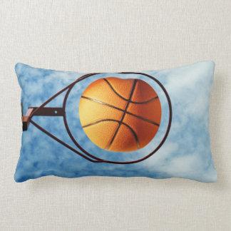Basketball,_Hot_Shot,_Lumbar_Cushion. Lumbar Pillow