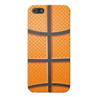 Basketball i iPhone SE/5/5s cover