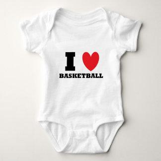 Basketball.  I Love Basketball. T-shirt
