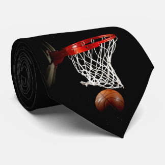 Basketball I Love Tie
