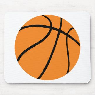 basketball icon mouse pad