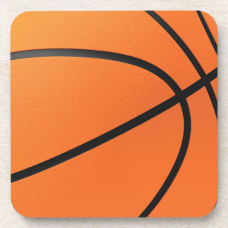 Basketball in 3d coaster