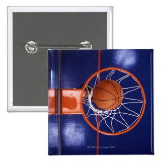 basketball in hoop button