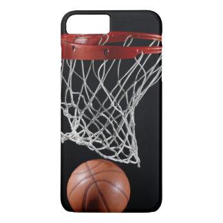 Basketball in Hoop iPhone 8 Plus/7 Plus Case