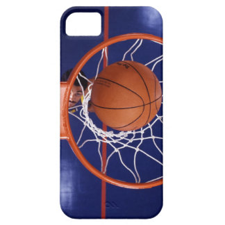 basketball in hoop iPhone SE/5/5s case