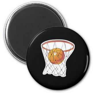 basketball in hoop magnets