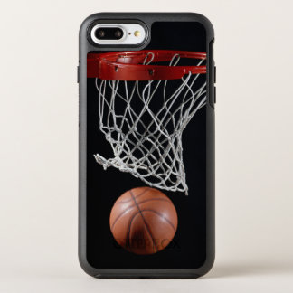 Basketball in Hoop OtterBox Symmetry iPhone 7 Plus Case