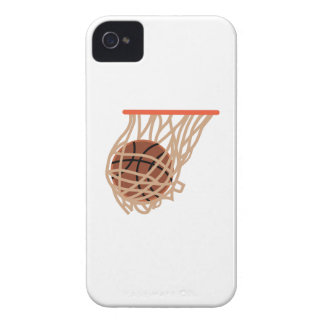 BASKETBALL IN NET iPhone 4 COVER
